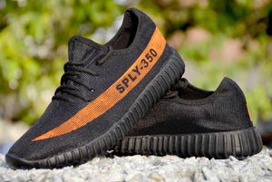 Adidas YEEZY SPLY 350 Black Running Shoes