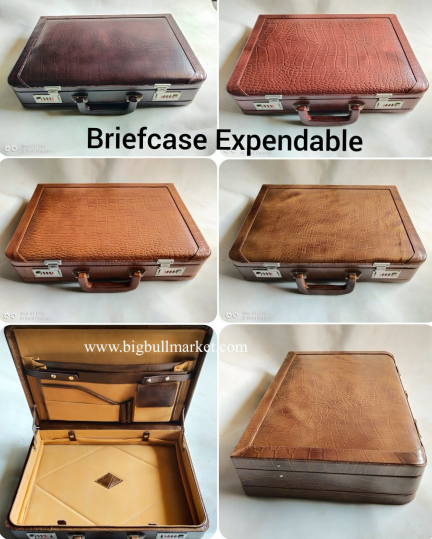 Briefcase Expendable