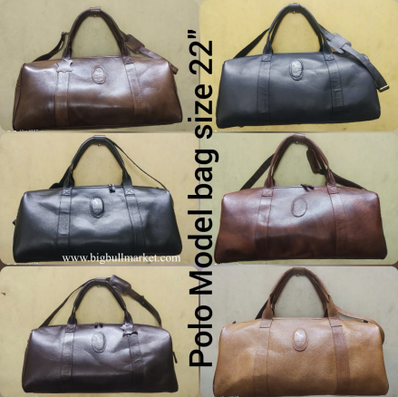 Polo Model Bag Size 22''