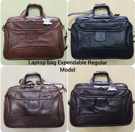 Laptop Bag Expendable Regular Model