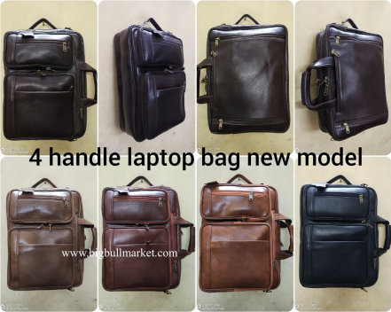 4 Handle Laptop Bag New Model