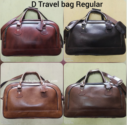 D Travel Bag Regular