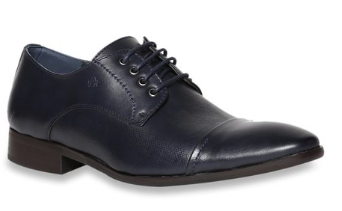 Arrow Kenny Navy Derby Shoes