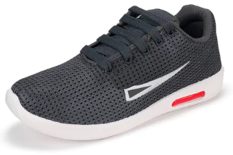 Low-Top Lace-Up Sports Shoes