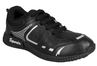Panelled Sports Shoes