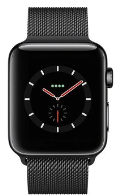 Apple Watch (Series 2) GPS - 38mm Space Gray - Excellent Condition