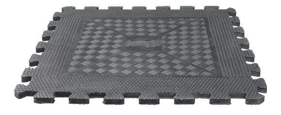 IRF Flexotuf interlocking rubber tile