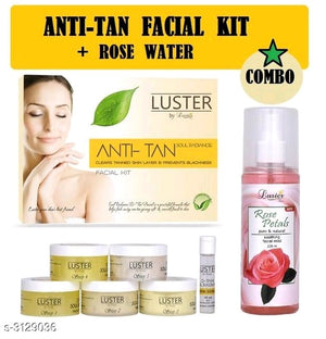 Luster Standard Choice Skin Care Products