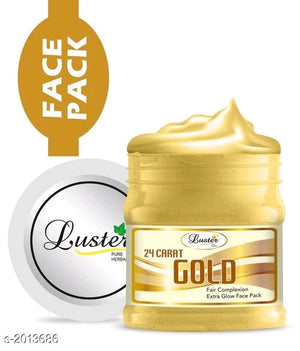 Luster Premium Skin Care Face Pack Vol 1