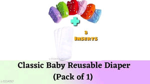 Trendy Baby Reusable Diapers