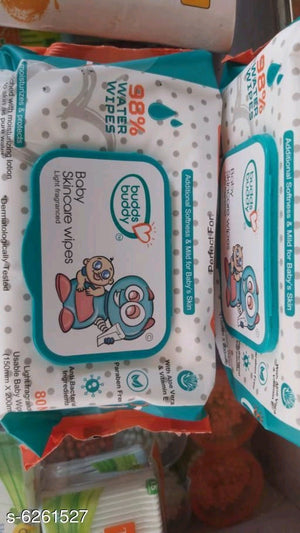 Baby Skincare Wet Wipes Tissue