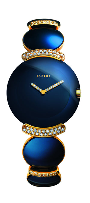 Rado R91172208 : Rado Coupole Quartz Women Watch