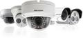 Hikvision Analaogue Dome Cameras