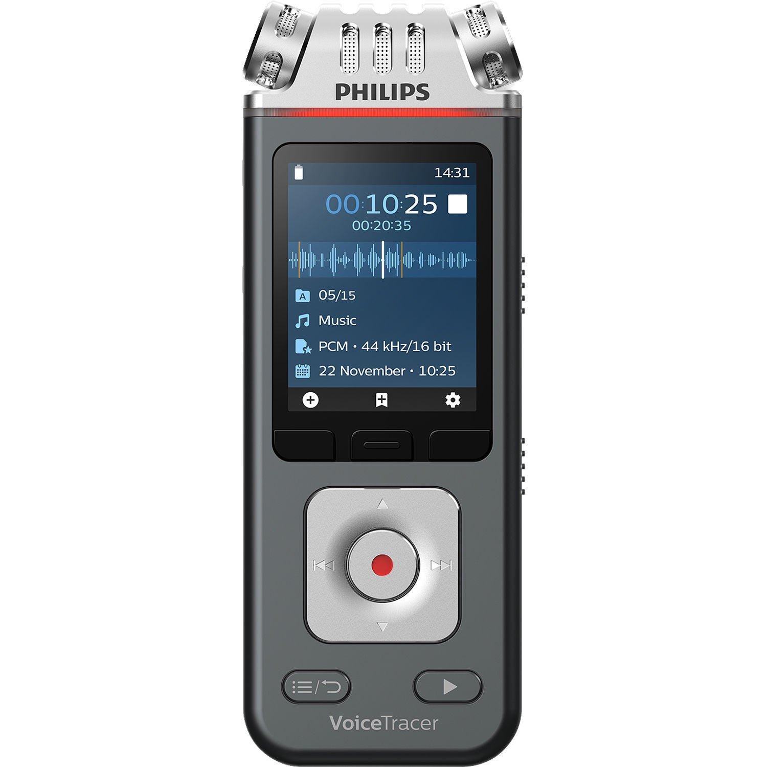 Philips DVT6110 for Music, Lectures and Interviews