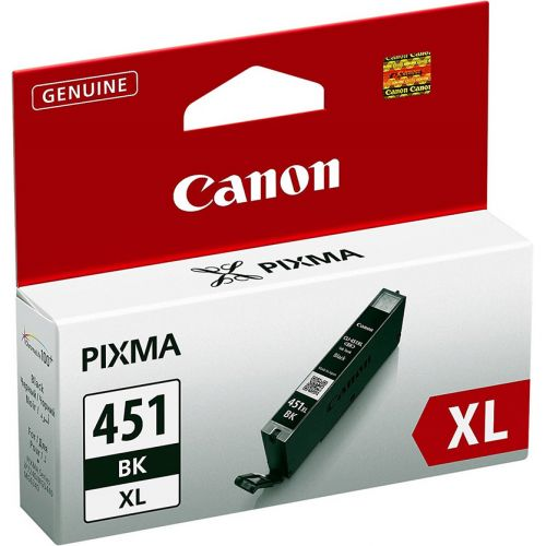 Canon Ink Black CLI451XL-B-Blister