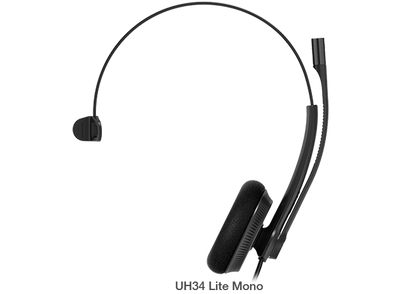 Yealink Stereo USB Headset Y-UH34-Lite-Mono