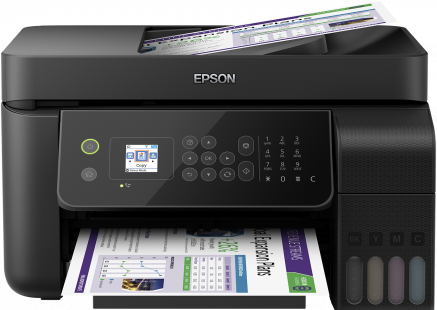 Epson Cartridge-Free Printing L6170