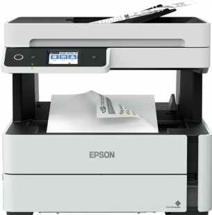 Epson 4-in-1 EcoTank Mono Printer M3170