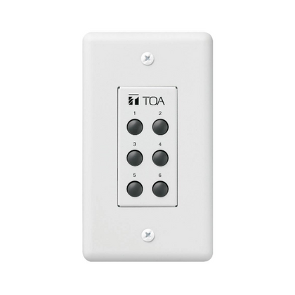 TOA ZM-9001 Remote control switch