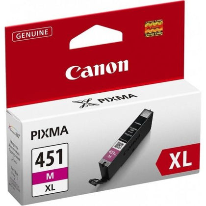 Canon Ink Magenta CLI451XL-M-Blister