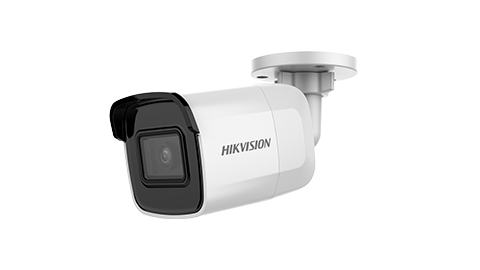 Hikvision 2 MP WDR Fixed Mini Bullet Network Camera DS-2CD2021G1-I