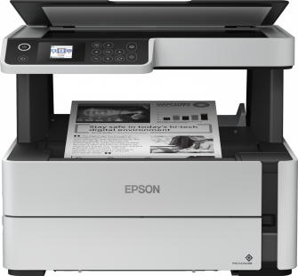 Epson 3-in-1 Mono EcoTank Printer M2170