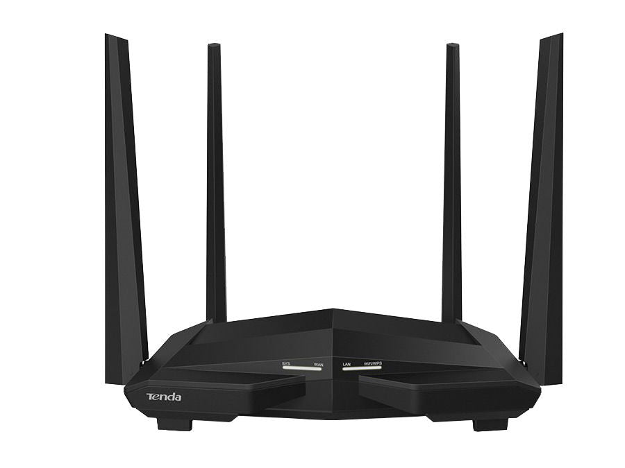 Tenda AC1200 Smart Gigabit Wi-Fi Router TE-AC10U