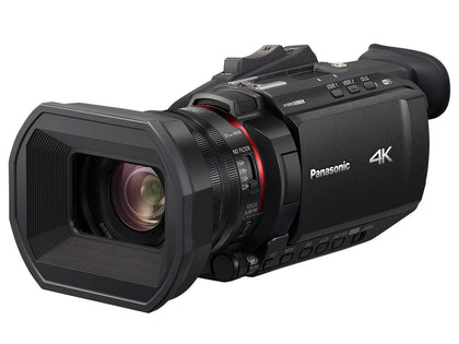 Panasonic HC-X1500 4K Pro Camcorder with 24X Optical Zoom and WiFi
