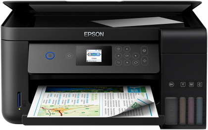 Epson Cartridge-Free Printing L4160