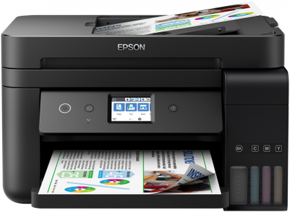 Epson Cartridge-Free Printing L6190
