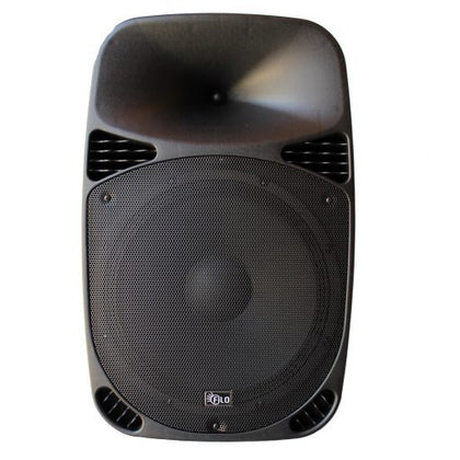 Filo FCA15A Active Moulded Speaker MP3/USB/SD/FM/BT 15 Inch 200W