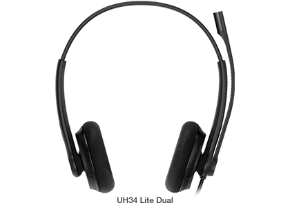 Yealink Stereo USB Headset Y-UH34-Lite-Duo