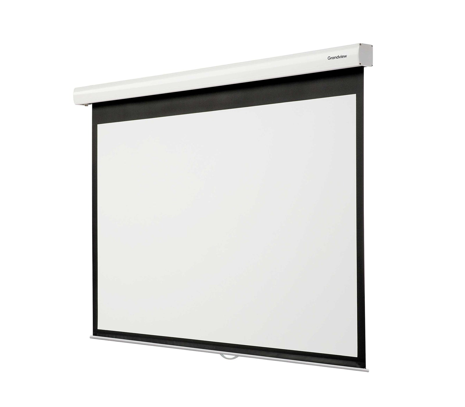 "Grandview 92"" 16:9 Cyber Series Manual Pull-down Screen WM-P92 CYBER-HDSCM"