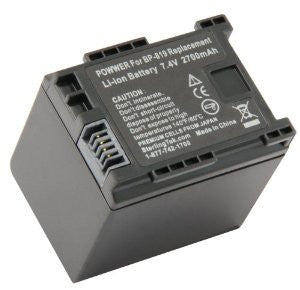Canon BP - 819 Battery Pack,- Avico