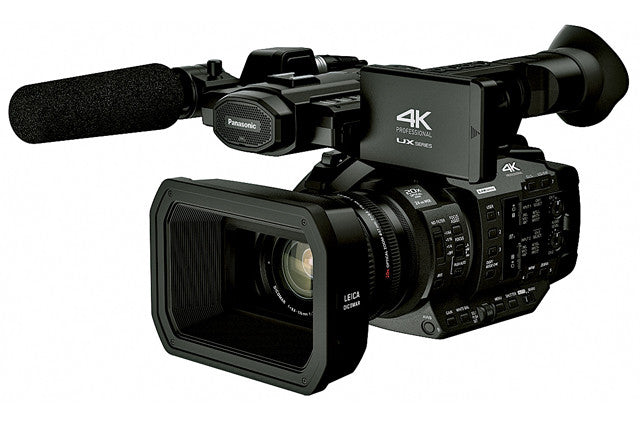 Panasonic AG-UX180EJ (4K) Camcorder (20x Zoom, SDI out)