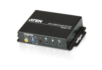 Aten VGA/Audio to HDMI Converter with Scaler VC182,- Avico