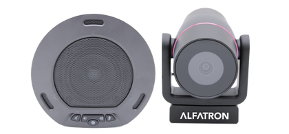 Alfatron HD Conferencing Camera with a Wireless Speakerphone CMW101