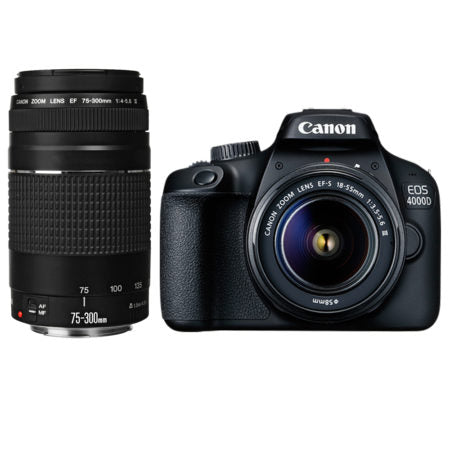 Canon 4000D Double DC Kit