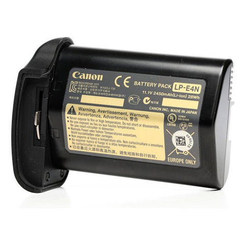 Canon LP - E4N Li-Ion Rechargeable Battery Pack