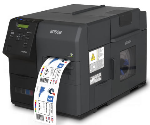 Epson Colour Label Printer TM-C7500