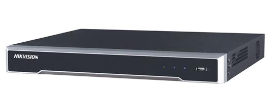 Hikvision 16Ch NVR with POE DS-7616NI-K2/16P