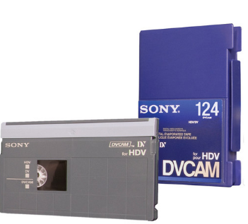 Sony PDV-124N DVCAM for HDV Tape