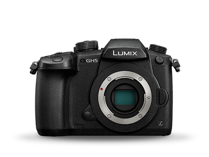 Panasonic DC-GH5GA body only,- Avico