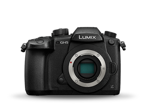 Panasonic - DC-GH5AGA with 12-35mm lens