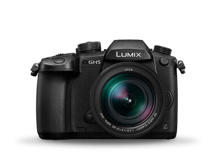 Panasonic - DC-GH5LGA with 12-60mm lens,- Avico