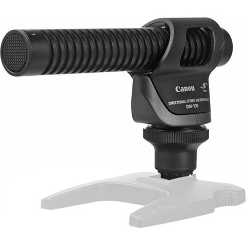 Canon DM - 100 Directional Stereo Microphone