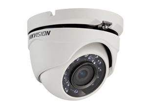 Hikvision Analogue 2MP IR Turret Camera DS-2CE56D0T-IRMF,- Avico