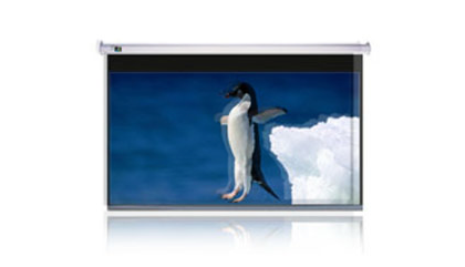 "Avico JK 100"" 203 x 152 Standard Electric Screen, 4:3 JK-E4 100"