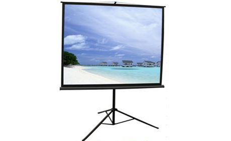 "Avico JK 96"" Tripod Screen 244 x 244, 1:1 aspect ratio JK-T1 96"