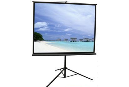 "Avico JK 100"" 203 x 152 Tripod screen, 4:3 aspect ratio,- Avico"